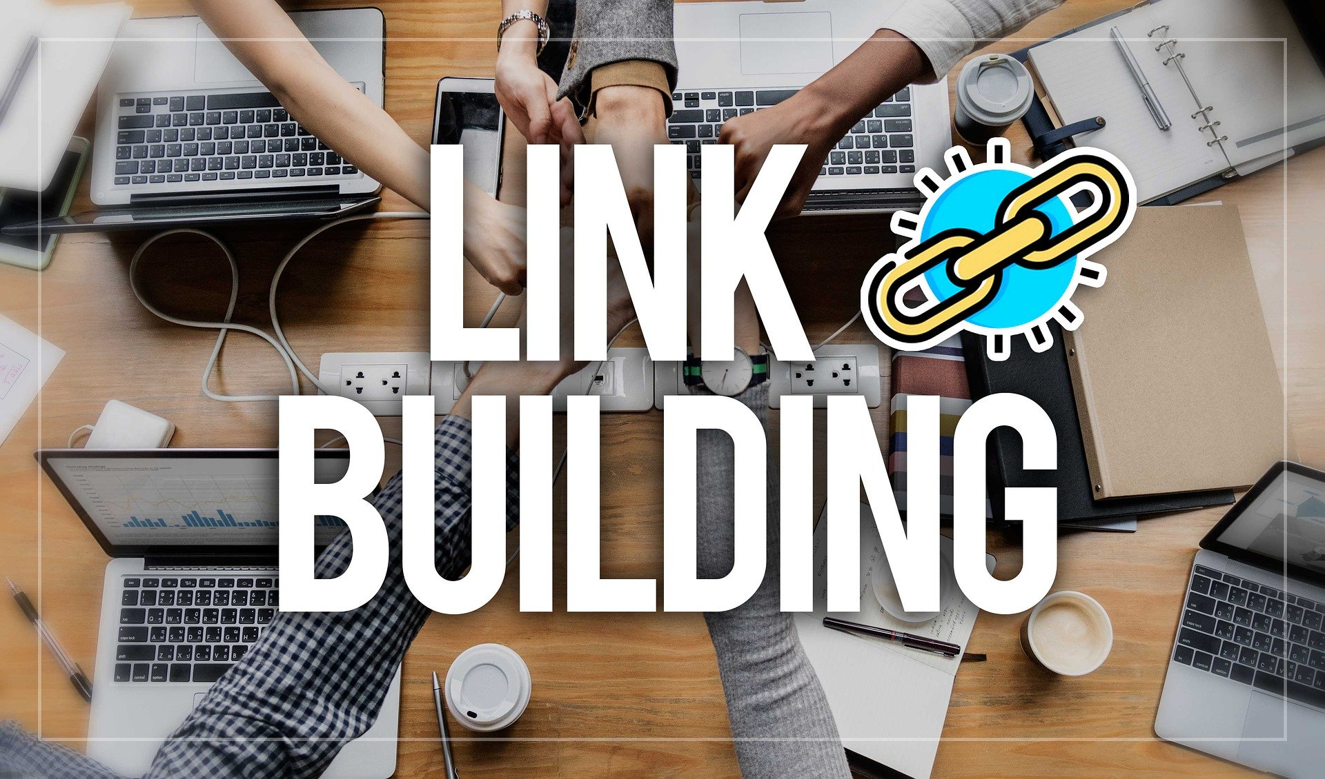 How to start link building for a small business website?